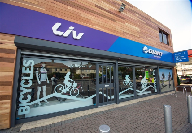 Cycle World in Southampton