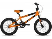 "The 16"" wheeled Dirt Squirt is where Cuda's MTB range meets BMX. It's for a sensible weight for its size, and is strong enough to take on the skatepark or race track. It bike features 3 piece cranks, scaled to fit a smaller rider, BMX tyres and v-brakes w"