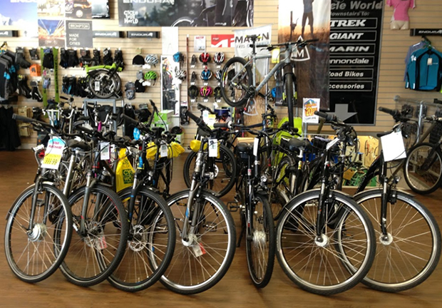 Cycle World in Portsmouth